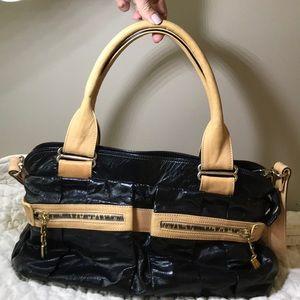 See by CHLOE Daytripper Black and Tan Bag